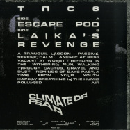 Back View : TNC6 - LAIKAS REVENGE - Climate of Fear / Fear 001
