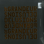 Back View : Larry Quest - CONUN DRUMS EP - Delusions Of Grandeur / DOG76