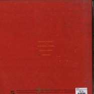 Back View : Stavroz - GOLD TOWN EP (GOLD COLOURED VINYL) - MOODFAMILY / MFV001