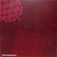 Back View : OdD - THE HEXACHORD EP (180 G VINYL) - OdD Music / OM009 / OM 009