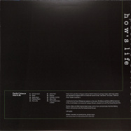Back View : Pacific Coliseum - HOWS LIFE (LP) - Lets Play House / LPH075