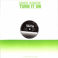 Back View : DMX Krew - TURN IT ON - Utter / Utter42