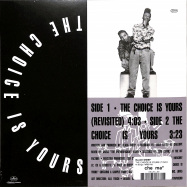 Back View : Black Sheep - THE CHOICE IS YOURS (7 INCH) - Mr Bongo / MRB7193