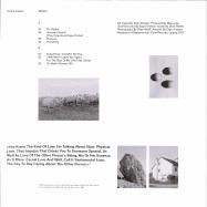 Back View : Innere Tueren - WELTEN (7 TRACK EP,180G,HQ SLEEVE) - KANN / KANN43