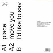 Back View : Effgee - GOOD MORNING (180G VINYL) - Fellice / FELLICE001