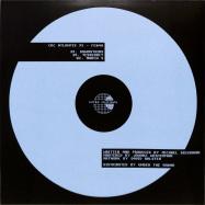 Back View : CRC - ATLANTIS 93 (LTD BLACK SLEEVE REPRESS) - Furthur Electronix / FE048