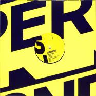 Back View : Ivan Iacobucci - AZYMUTH EP - Perlon / Perlon127