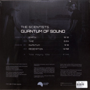 Back View : The Scientists - QUANTUM OF SOUND - ARMADILLO / AR021