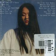 Back View : Park Hye Jin - BEFORE I DIE (CD) - Ninja Tune / ZENCD277 / ZEN277CD