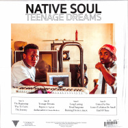 Back View : Native Soul - TEENAGE DREAMS (2LP + MP3) - Awesome Tapes From Africa / ATFA043LP / 00147601