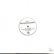 Back View : Oscar - Karatemusik 4 - Karatemusik / KM004