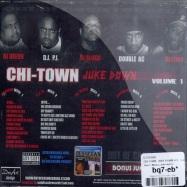 CHI TOWN - JUKE DOWN VOL. 1 (CD+DVD)