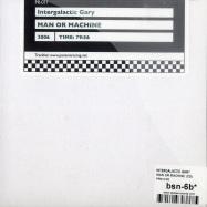 MAN OR MACHINE (CD)