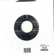 DONT TAKE MY SHADOW (7 INCH)