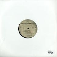 Back View : Nitrogenetics - TRAIN OF THOUGHT - Hardcore Blasters / Hm2794