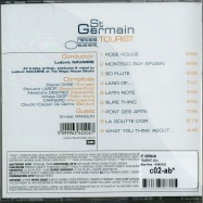 Back View : St Germain - TOURIST (CD) - Blue Note / 6362202