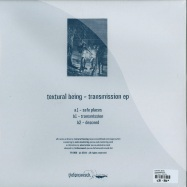 Back View : Textural Being - TRANSMISSION EP - Tiefenrausch / TREP006