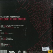 WELCOME TO LOS SANTOS (GREEN  / PINK 2X12 LP + MP3)