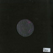 Back View : Lumieux - KESAU EP (PURPLE MARBLED VINYL) - Purple Inc / PI001