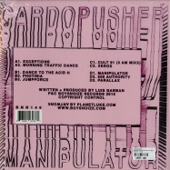 Back View : Cardopusher - MANIPULATOR (2X12 INCH LP + MP3) - Boysnoize / bnr146