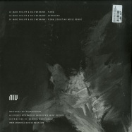 Back View : Marc Philipp & Nils Weimann - STATE 002 (SEBASTIAN WERLE REMIX) (VINYL ONLY) - Understate:ment Records / STATE002