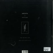 Back View : Aprapta - PRESSURE EP (ONE SIDED, 180 G VINYL ONLY) - Aprapta Music / APRAPTAMUSIC01