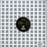 Back View : Lunatik - MY SPACE EP (DE VS. TROIT, MANUEL DI MARTINO REMIXES) - Absolute Records / ABSLTD001