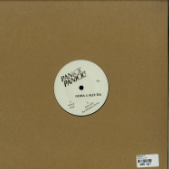 Back View : Noha Alex Tea - PANICK EP - Panick Panick / PP01