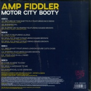 Back View : Amp Fiddler - MOTOR CITY BOOTY (2X12 INCH LP) - Black Riot / BRMCBLP01