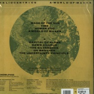 Back View : The Heliocentrics - A WORLD OF MASKS (DELUXE 180G GOLD VINYL LP) - Soundway / SNDWLP093 / 144431