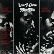 Back View : Alton Ellis - LOVE TO SHARE (LP) - Radiation Roots / rroo310lp
