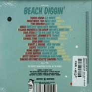 Back View : Various Artists - BEACH DIGGIN VOL. 5 BY GUTS & MAMBO (CD) - Heavenly Sweetness / HS168CD