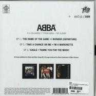 Back View : ABBA - ABBA - THE SINGLES (LTD COLOURED 3X7 INCH BOX + MP3) - Universal / 5762516