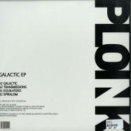 Back View : Joaquin Ruiz - GALACTIC EP - Ploink / PL020NK