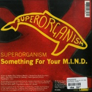 Back View : Superorganism - Something For Your M.I.N.D. (LTD 7 INCH) - Domino Records / RUG880