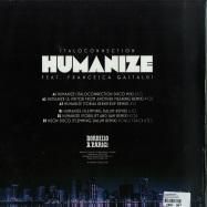 Back View : Italoconnection - HUMANIZE REMIXES EP - Bordello A Parigi / BAP116