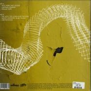 Back View : Steiger - GIVE SPACE (LP+MP3) - SDBAN ULTRA / SDBANULP07