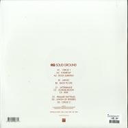 Back View : RQ - SOLID GROUND (2X12 LP) - Blu Mar Ten Music / BMTLP011