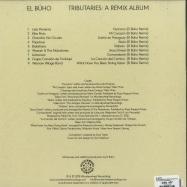 Back View : El Buho - TRIBUTARIES: A REMIX ALBUM (LP) - Wonderwheel / WONDERLP31