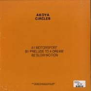 Back View : Parco Palaz - MOTORSPORT EP - Akoya Circles / AKOYA004