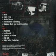 Back View : Disastrus Murmur - 25 YEARS OF SLAGHTER ROCK (LP) - Metal Bastard / MB101 / 86598101