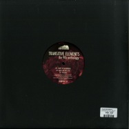 Back View : Transitive Elements - THE 90S ANTHOLOGY (VINYL 2) - Down Da Mountains / DDMNT02-FX2