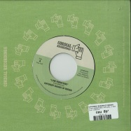 Back View : Different Shades of Brown - LOVE VIBRATIONS / MY GIRL (7 INCH) - Cordial / CORD7016