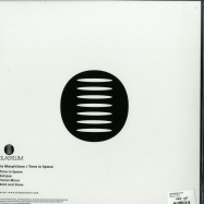 Back View : Julie Marghilano - TIME IN SPACE - Sol Asylum / SA016