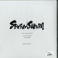 Back View : Foog - SEVEN SAMURAI 004 - Seven Samurai / SS004Z