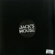 Back View : Alex Arnout - SYNC JAM EP (140 G VINYL) - Jacks House / JKH 014