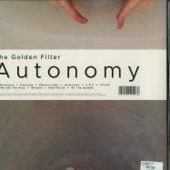 Back View : The Golden Filter - AUTONOMY (LP) - Agnes / 4GN3S / 4GN3S-02