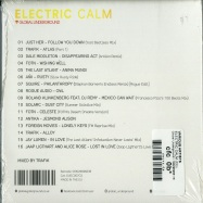 Back View : Various Artists - ELECTRIC CALM (CD) - Global Underground / 190296966118