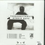 Back View : Terrorrythmus - HYBRID RAVE (VINYL ONLY) - Falling Apart / FA009