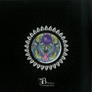 Back View : Sascha Dive - DETROIT SUNRISE (180 G VINYL ONLY) - Bondage Music / BOND12052